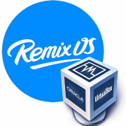 Установка Remix OS в VirtualBox