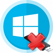 Windows 10 не видит флешку
