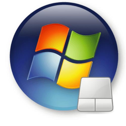 настройка тачпада на ноутбуке windows 7