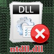 Имя сбойного модуля ntdll.dll