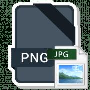 Конвертирование PNG в JPG