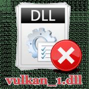 Ошибка, отсутствует vulkan_1.dll. Как исправить