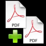 Как объединить PDF файлы в один онлайн