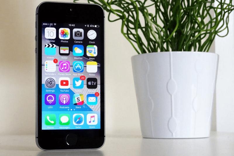 Apple iPhone 5S восстановление в режиме DFU