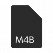 Формат M4B