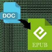 Как конвертировать DOC в EPUB