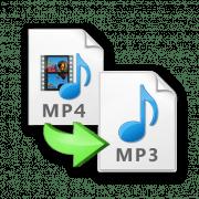 Как конвертировать MP4 в MP3 онлайн