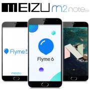 Как прошить Meizu M2 Note
