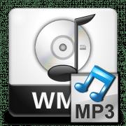 Конвертирование MP3 в WMA