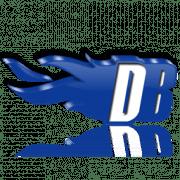 Логотип программного решения для прожига дисков - DeepBurner