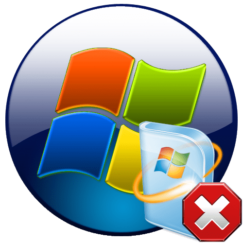 Отключение службы обновления в Windows 7