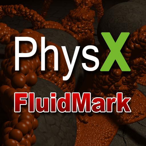 PhysX FluidMark