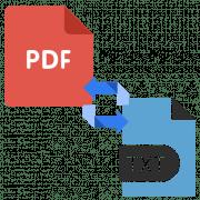 как конвертировать pdf в txt