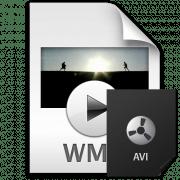 как конвертировать wmv в avi