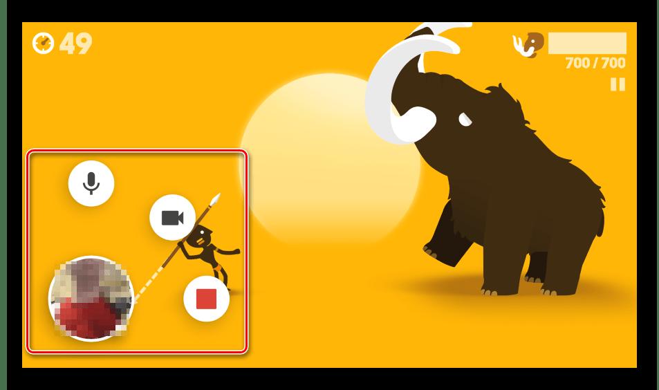 Google Play Игры Запись себя в игровом процессе
