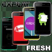Как прошить Explay Fresh