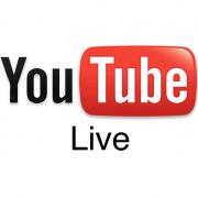 Логотип Youtube Live