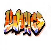 Логотип граффити онлайн