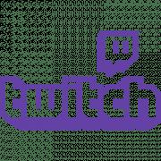 Логотип видеосервиса Twitch