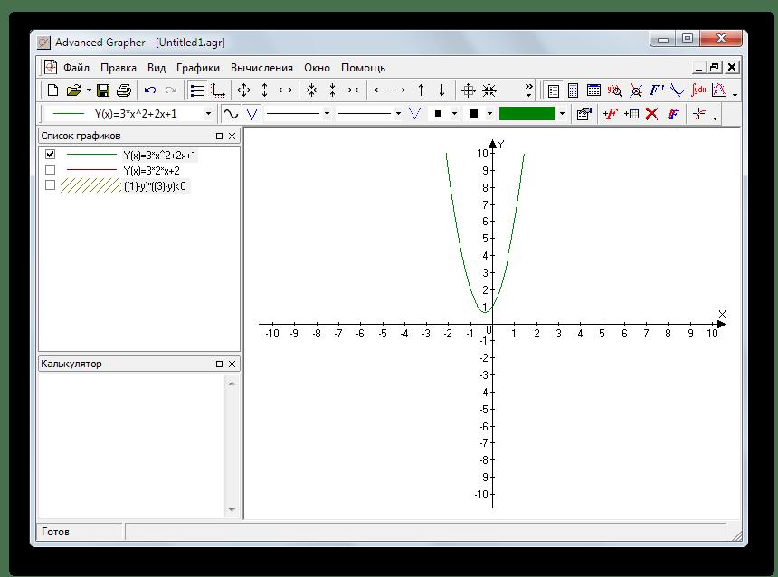 advanced grapher на русском