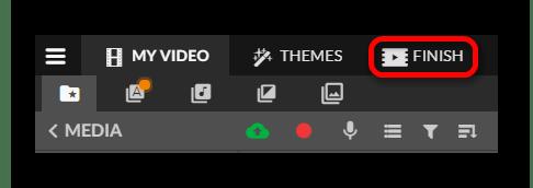 Заканчиваем редактирование Онлайн-сервис WeVideo