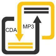 Как конвертировать cda в mp3 online