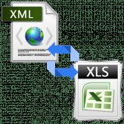 как конвертировать xml в xls