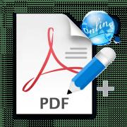 Как редактировать PDF файл онлайн