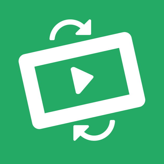 Free Video Flip and Rotate logo