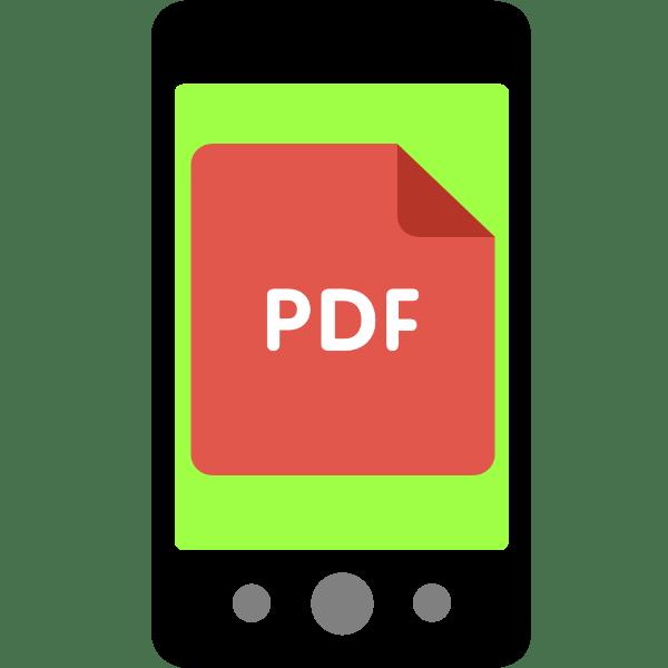 как открыть pdf файл на андроиде