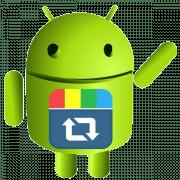 как сделать репост в инстаграме на андроиде