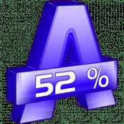 Alcohol-52 Лого