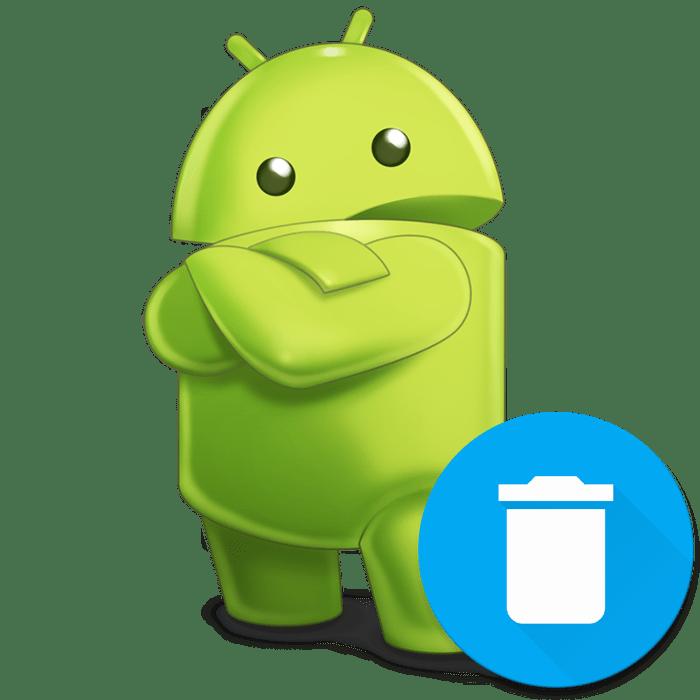 удаление системного мусора на андроид