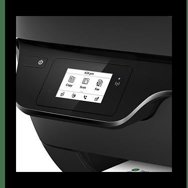 передняя панель сканера HP