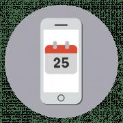 Как поменять дату в iPhone