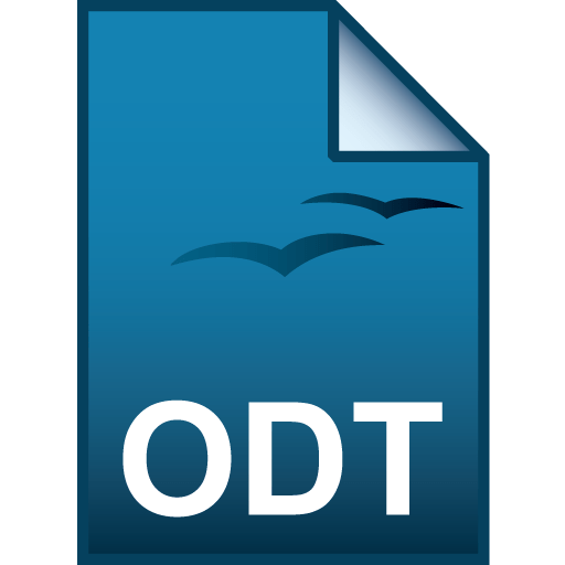 ODT TO DOC LOGO