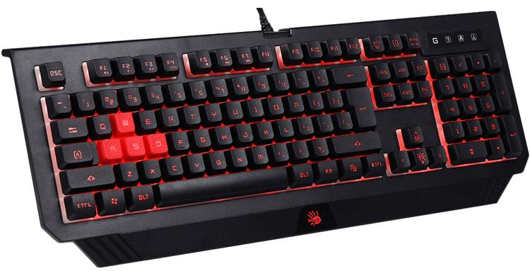 Пример клавиатуры A4Tech