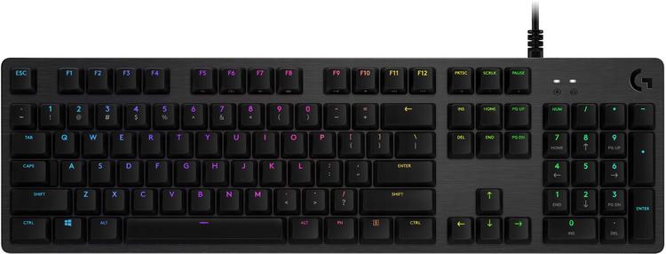 Пример популярной игровой клавиатуры