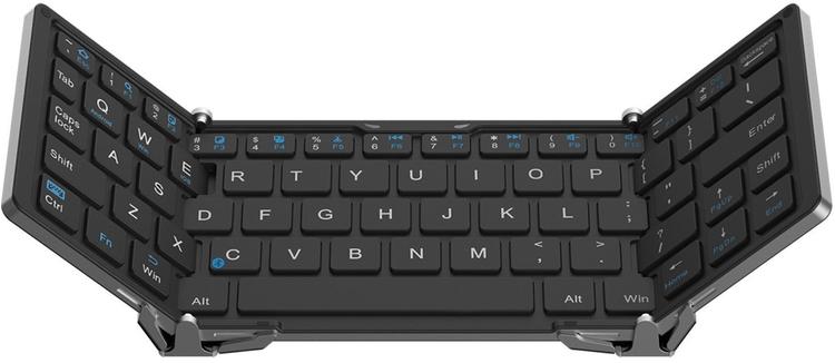 Пример складной клавиатуры