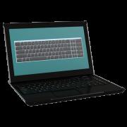 Как включить экранную клавиатуру на ноутбуке