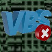 Ошибка Windows Script Host как исправить