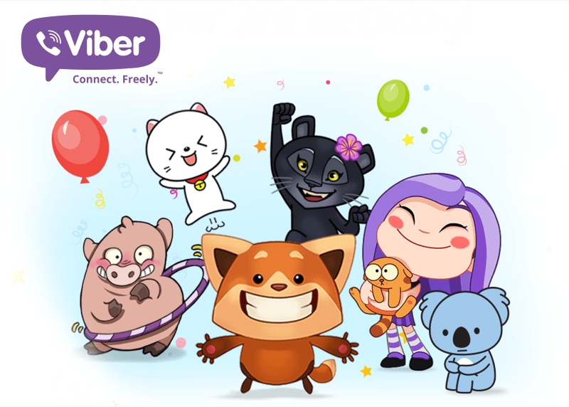 Viber для компьютера для всех версий Windows