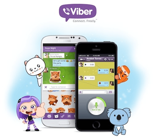 Как обновить Viber на Android и iOS