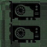 Как подключить две видеокарты к одному компьютеру