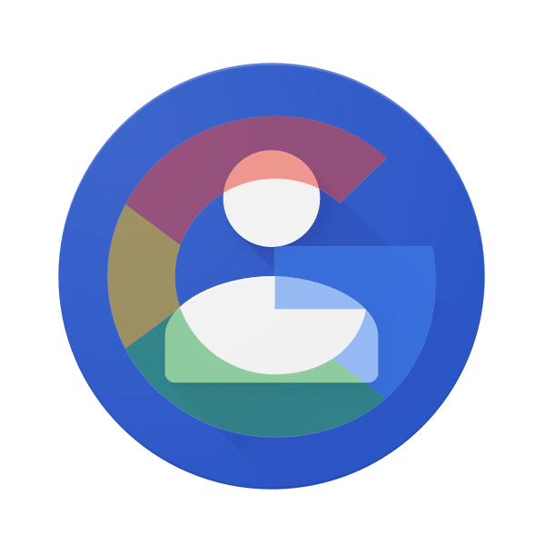 Сохранение контактов в Гугл