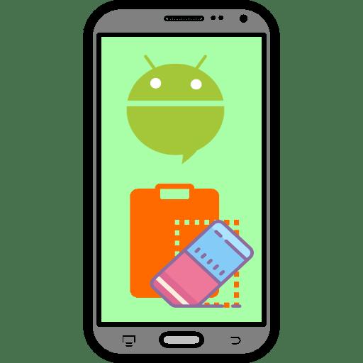 как очистить буфер обмена на андроиде