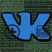 Как добавить альбом ВКонтакте