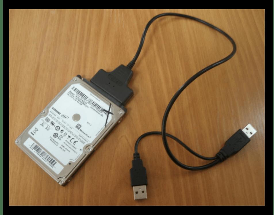 SATA-переходник для HDD