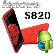 Kак прошить Lenovo s820