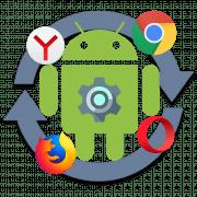 Как установить браузер по умолчанию на Андроиде